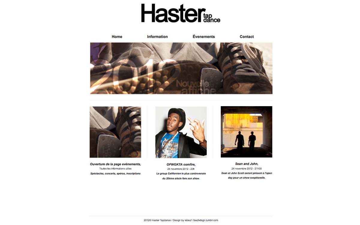 haster